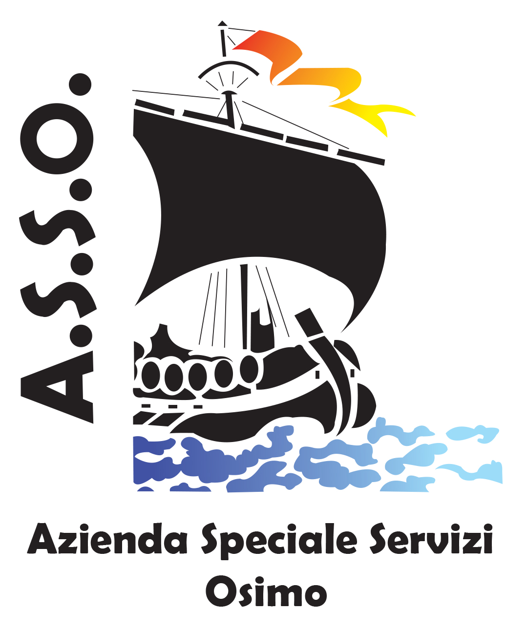 logo asso as alta qualità